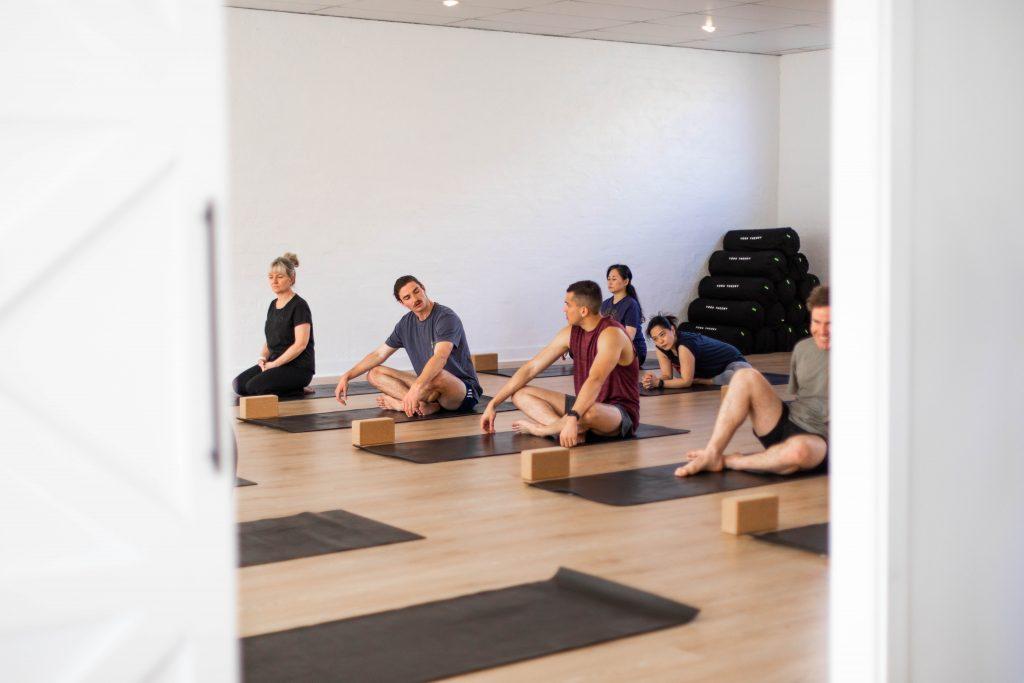 Adelaide Iyengar Yoga Workshop