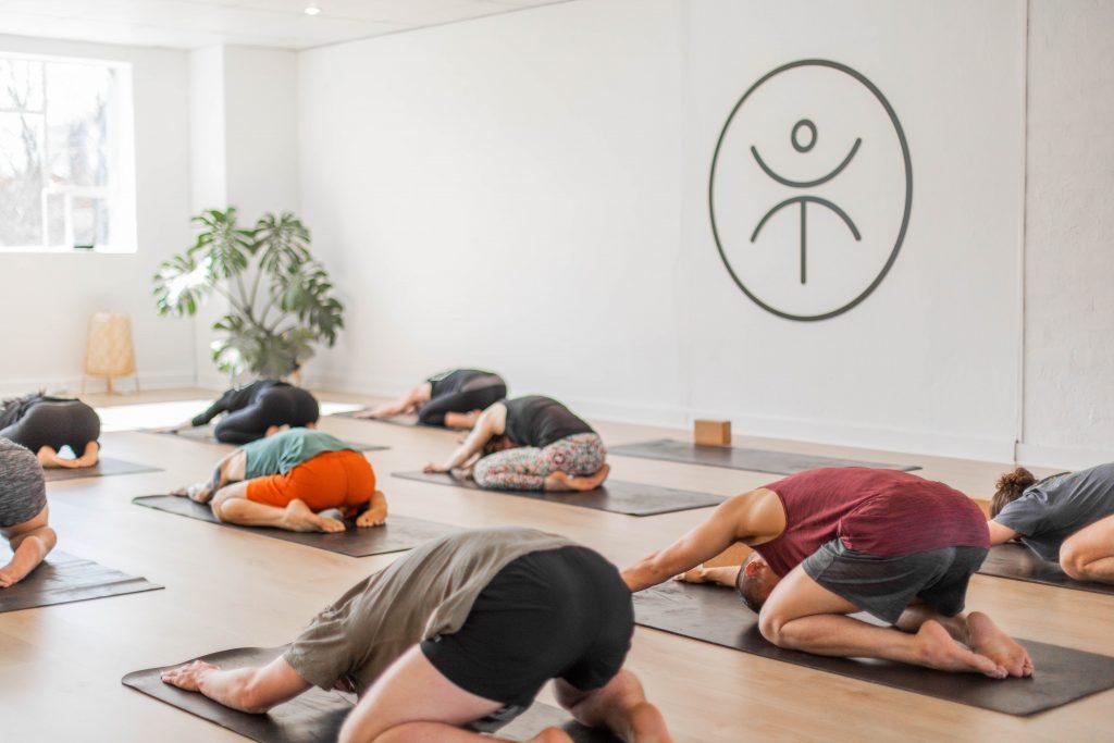 Yin Yoga, Simply Zen.